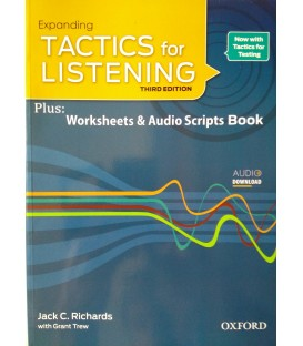 Tactics for Listening - Expanding (third edition)