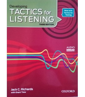 Tactics for Listening - Developing - Third edition