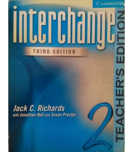 Interchange 2 Teacher's Book - 3rd Edition