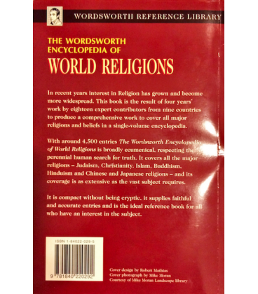 The Wordsworth Encyclopedia of World Religions