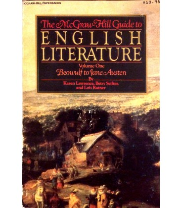 The McGraw-Hill Guide to English Literature 1