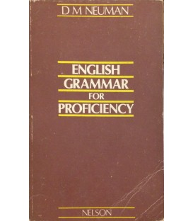 English Grammar for Proficiency