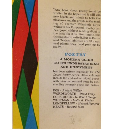 Poetry | A Modern Guide to its Understanding and Enjoyment
