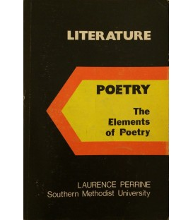 Literature - The Elements of Poetry