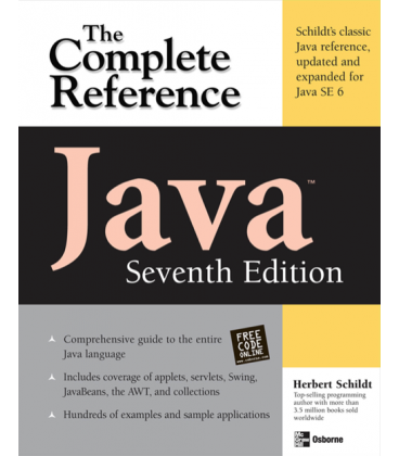 Java The Complete Reference, Seventh Edition