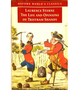 The Life and Opinions of Tristram Shandy - Laurence Sterne